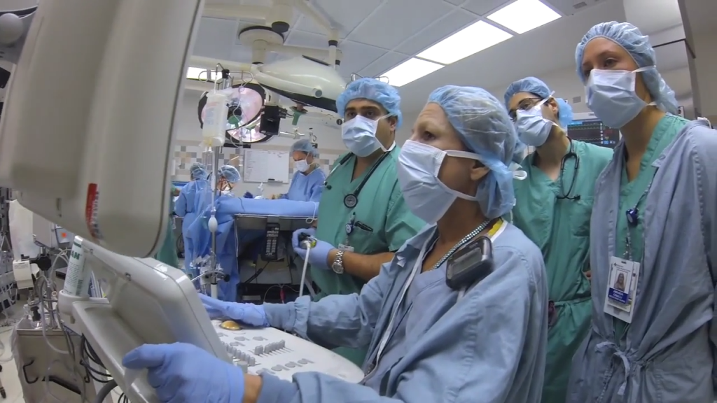 Dr Pappas saving lives with heart transplants makes him one of our everyday heroes.