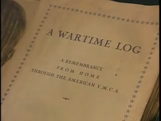 A copy of John's log. Which describe him being a prisoner of war and an everyday hero.