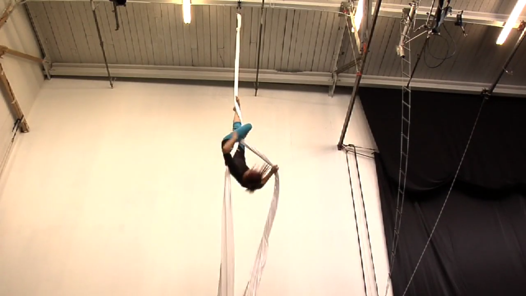 Each Circus Hero must keep their fear of heights in check.