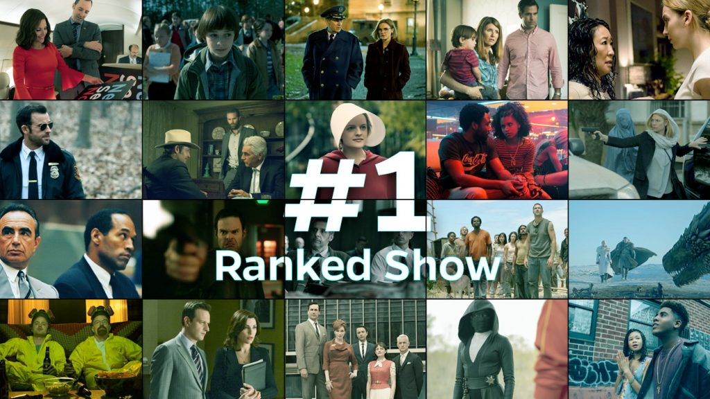 The top shows that beat out 30 for 30.