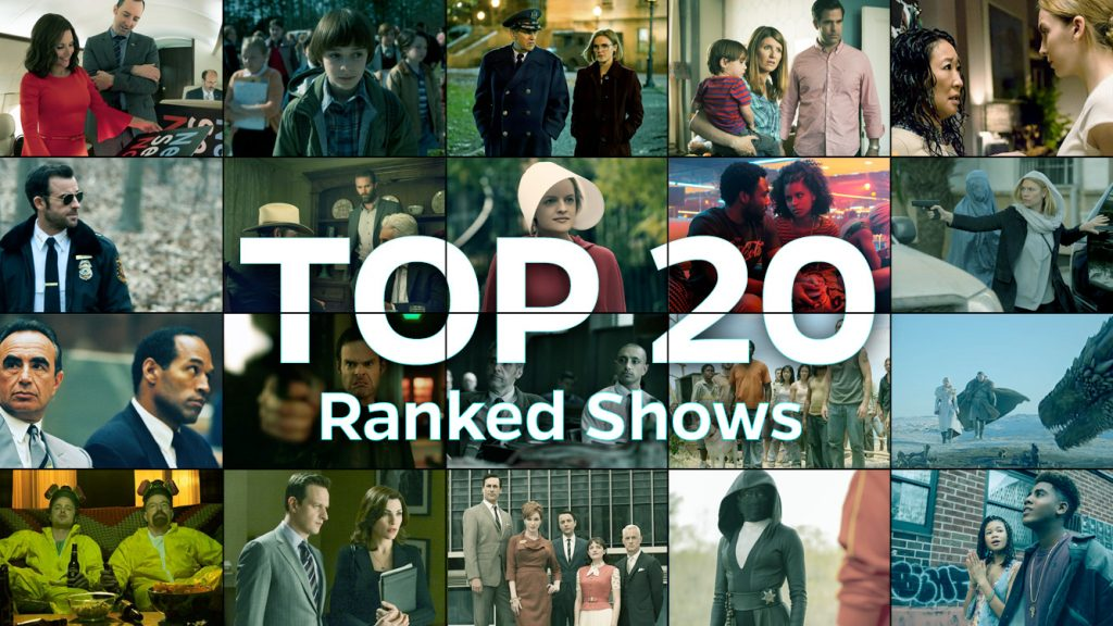 20 Top tv shows.