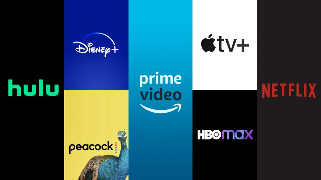 Top streaming channels.